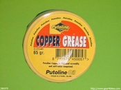 Copper Grease 65 GR Pot